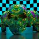 Stylised Skulls Vj Loop - VideoHive Item for Sale