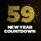 Particles New Year Countdown - VideoHive Item for Sale