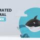 3D Animated Animal - Shark