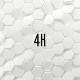 White Hexagonal Grid - VideoHive Item for Sale