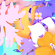 Pastel Leaves and Butterflies - VideoHive Item for Sale