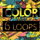 Color Abstraction Vj Loop Pack - VideoHive Item for Sale