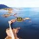 Nordic Sea Road 4K - VideoHive Item for Sale