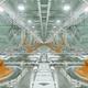 Industrial Robot Tunnel  Loop