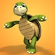 Cartoon Turtle - Latin Dance - VideoHive Item for Sale