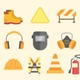 Safety Equipment Icons Pack - VideoHive Item for Sale