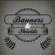 Banners & Shields - VideoHive Item for Sale