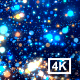 Free Download Colorful Backlit Dust Particles 4K Nulled