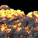 Large Scale Explosion - VideoHive Item for Sale