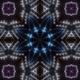 Neon Kaleidoscope VJ Lights Loop 4K 09 - VideoHive Item for Sale
