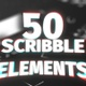 Scribble Elements Pack - VideoHive Item for Sale