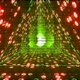 VJ Triangle Tunnel - VideoHive Item for Sale