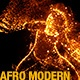 Girl Dancing Afro Modern - VideoHive Item for Sale