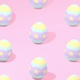 Pink Easter Egg Pattern Background - VideoHive Item for Sale