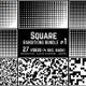 Square Transitions Bundle 1 - 4K - VideoHive Item for Sale