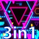 Vj Neon Lights Background - VideoHive Item for Sale
