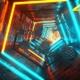 Vj Loop Tunel 4K Loop - VideoHive Item for Sale