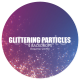Glittering Particles HD - VideoHive Item for Sale