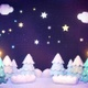 Winter Forest Night - VideoHive Item for Sale