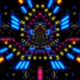 Vj Loops Tunnel Lights - VideoHive Item for Sale