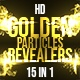 Gold Particles Revealers - VideoHive Item for Sale