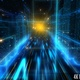 4K City Concept of Digital Streaming Network Technology - VideoHive Item for Sale