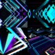 3D Rgb Shift - VJ Loop Pack (4in1) - VideoHive Item for Sale