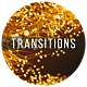Gold Magic Transitions - VideoHive Item for Sale