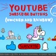 Youtube Subscribe Buttons (Unicorn And Rainbow) - VideoHive Item for Sale