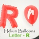Balloons With Letter – R - VideoHive Item for Sale
