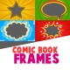 Comic Book Frames - VideoHive Item for Sale