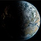 Realistic Earth Europa 4k - VideoHive Item for Sale