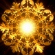 Free Download Gold Mandala Background Nulled