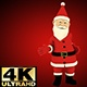 3d Christmas Santa  - VideoHive Item for Sale