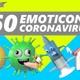 60 Emoticons Coronavirus - VideoHive Item for Sale