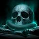 Black Magic Skull - VideoHive Item for Sale