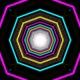 6 Neon Corridor Vj Loop Pack 4k - VideoHive Item for Sale