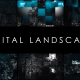 Digital Landscapes 4k 60 FPS - VideoHive Item for Sale