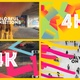 9 Summer Transitions. 4K - VideoHive Item for Sale