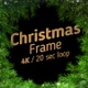 Christmas Frame 4K - VideoHive Item for Sale
