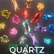 Gem Stones Pack 1 - Quartz - VideoHive Item for Sale