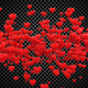 Stream Of Red Hearts - VideoHive Item for Sale