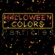 Halloween Celebration Confetti Particles - VideoHive Item for Sale