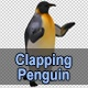 Penguin Clapping Applause - VideoHive Item for Sale