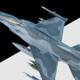 Combat Jet Fighter On Alpha Channel Loops V1 - VideoHive Item for Sale