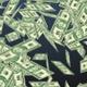 Cartoon Money Falling - VideoHive Item for Sale
