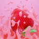 Strawberry & Strawberry Shake Explosion - VideoHive Item for Sale