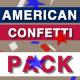 American Confetti Colors - VideoHive Item for Sale