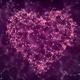 Pink Plexus Valentine's Day Heart - VideoHive Item for Sale