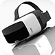 Virtual Reality Headset Transitions - VideoHive Item for Sale